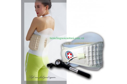 Phương pháp trị liệu mới nhất dành cho người bị thoát vị đĩa đệm đốt sống lưng và thoái hóa đốt sống lưng